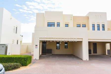 3 Bedroom Townhouse for Sale in Reem, Dubai - Back to Park | Most Premium Location | Type H
