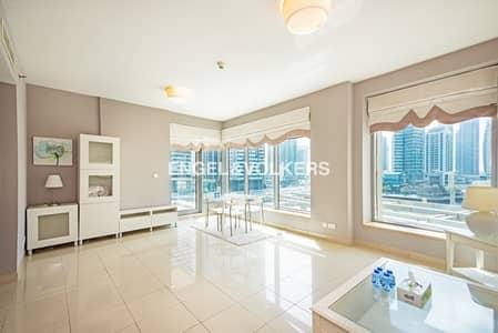شقة 2 غرفة نوم للبيع في دبي مارينا، دبي - Motivated Seller|Well Maintained|Vacant