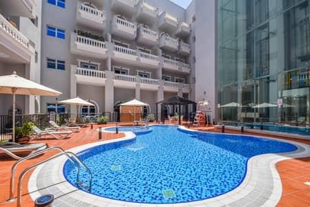 فلیٹ 1 غرفة نوم للبيع في دائرة قرية جميرا JVC، دبي - شقة في سيزونز كوميونيتي دائرة قرية جميرا JVC 1 غرف 359999 درهم - 4164113
