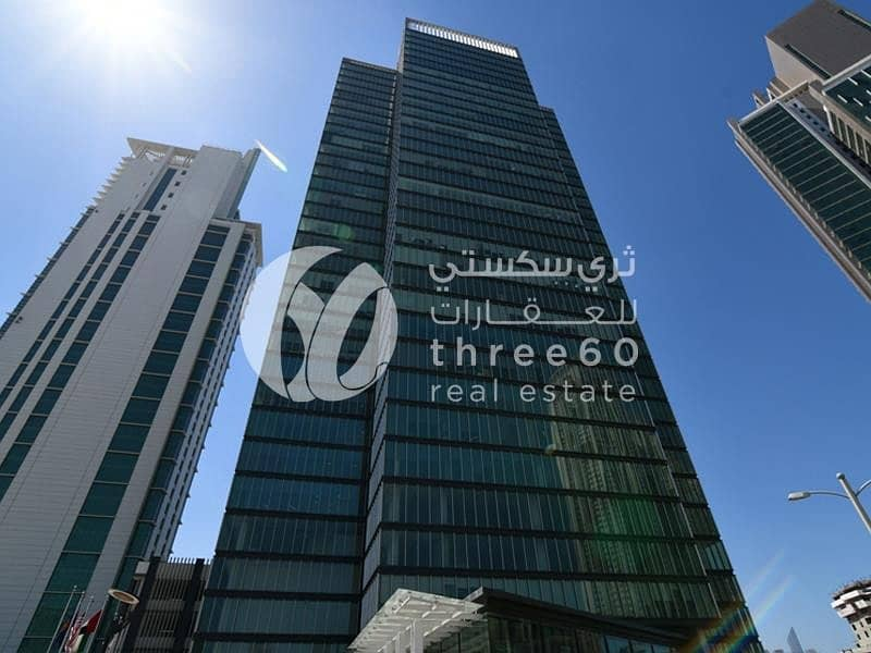 10 290 Sq. Mt Office for Sale in Tamouh Tower!