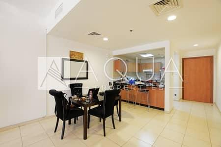 شقة 1 غرفة نوم للبيع في دائرة قرية جميرا JVC، دبي - 1 br for rent| Investor's deal|Rented|