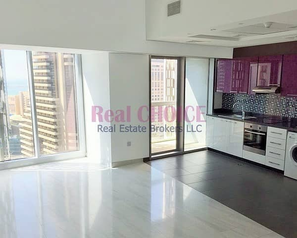 2 Sea and Marina View 1BR Apartment | Mid Floor