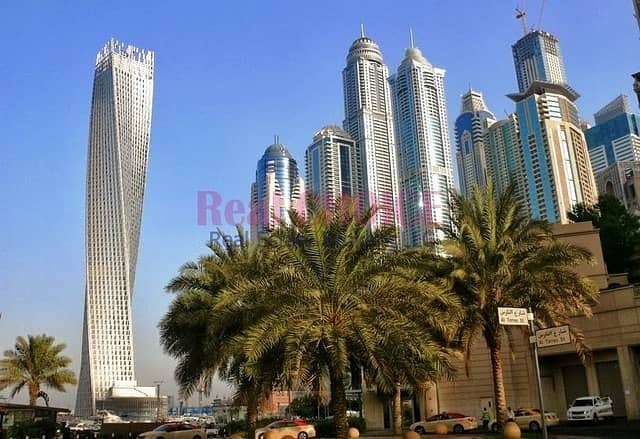 12 Sea and Marina View 1BR Apartment | Mid Floor
