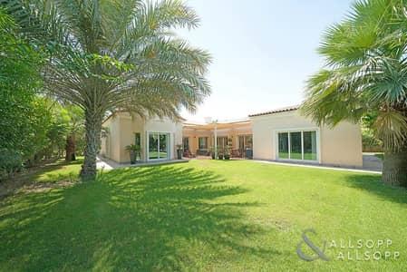 4 Bedroom Villa for Sale in Green Community, Dubai - EXCLUSIVE | Corner Plot | Vacant on Transfer<BR/>