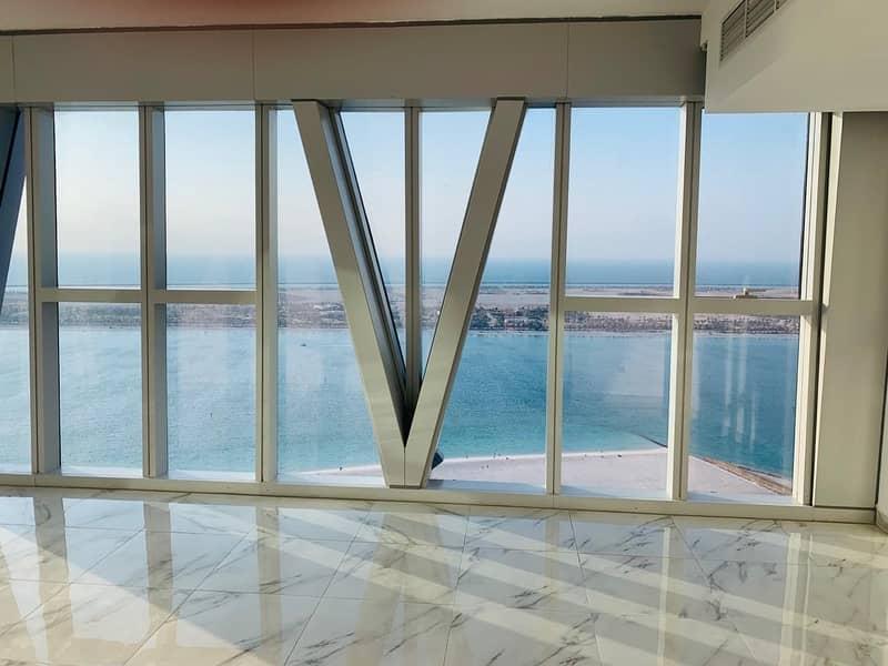 Modern Design!! Sea View 3BHK+Maid Rm+Parking in Corniche