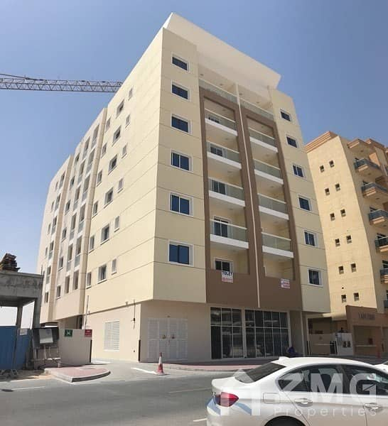 9 ZMG Properties offered this Brand New 2 Bedroom apartment situated on Dubai Al w