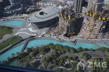 1 Bedroom Flat for Sale in Downtown Dubai, Dubai - Fast Sale I  Fountain Sea Opera View I Huge 1 Bed