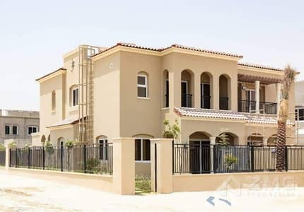 3 Bedroom Villa for Sale in Serena, Dubai - Pay 5 % And Own Villa with 6 Years Payment Plan