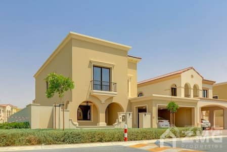 5 Bedroom Villa for Sale in Arabian Ranches 2, Dubai - Facing Pool&Park; Near main gate l Negotiate Price