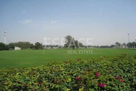 5 Bedroom Villa for Rent in The Meadows, Dubai - Meadows 4 - Type 13 - Golf Course View