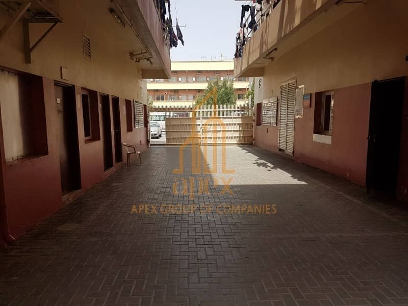 2 All inconclusive Labor Camp Units  for Rent in sonapur