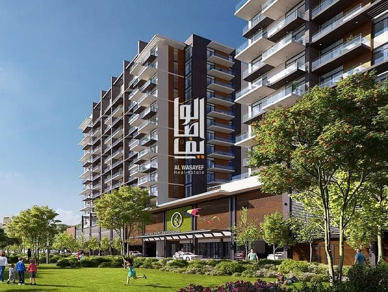 10 1BR in MBR European flavored Contemporary living!!!