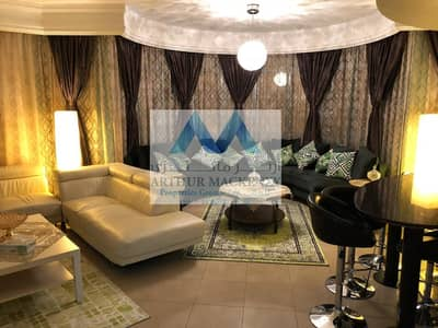 Sea View | Furnished 2BR + M | Chiller Free