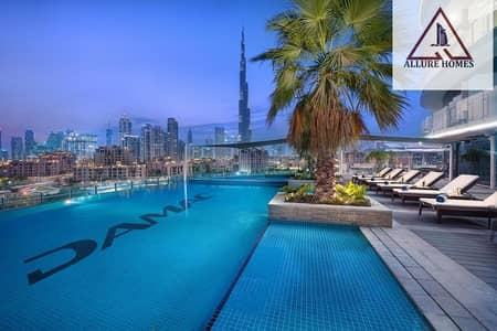 1 Bedroom Hotel Apartment for Sale in Business Bay, Dubai - Ready To Move Now Fully Furnished 2 Years  Post  Handover