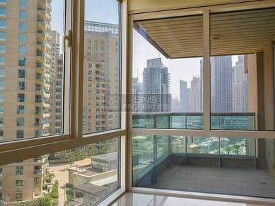 1 Bedroom Flat for Rent in Dubai Marina, Dubai - Amazing  Marina View I Spacious 1br + Study
