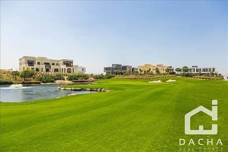 Luxurious villa plot on payment plan