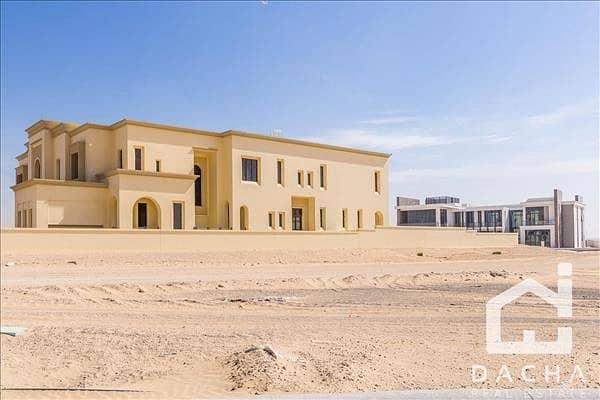 2 Luxurious villa plot on payment plan