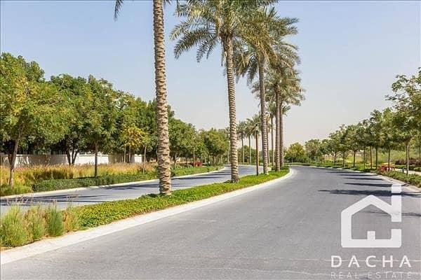 10 Luxurious villa plot on payment plan
