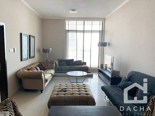 Fully Furnished 1 Bedroom With Sea Views