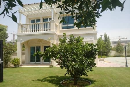 فیلا 2 غرفة نوم للايجار في مدينة محمد بن راشد، دبي - Corner | Fully Landscaped | Facing Park |