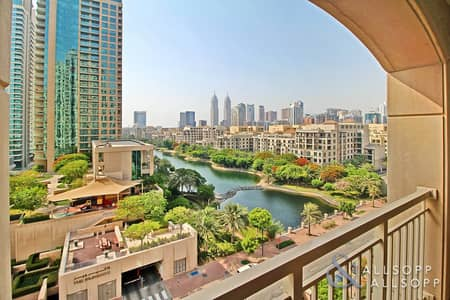 1 Bedroom Flat for Sale in The Views, Dubai - 1 Bed | Golf and Canal View | VOT |750Sqft