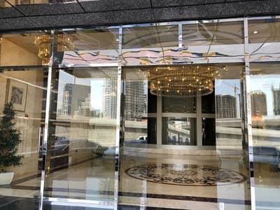 فلیٹ 4 غرفة نوم للايجار في الراشدية، عجمان - للايجار - ببرج الكنكيور 4 غرف وصاله