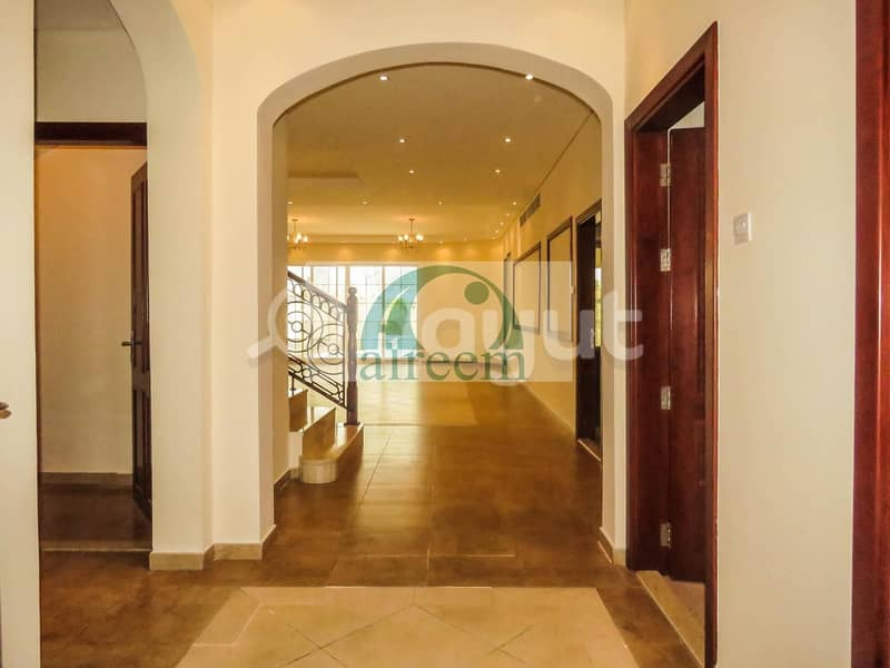 13 5BHK VILLA FOR RENT IN GOOD LOCATION