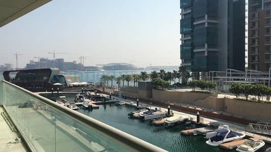 شقة 2 غرفة نوم للايجار في شاطئ الراحة، أبوظبي - Partial Sea & Community View - Ready to move in