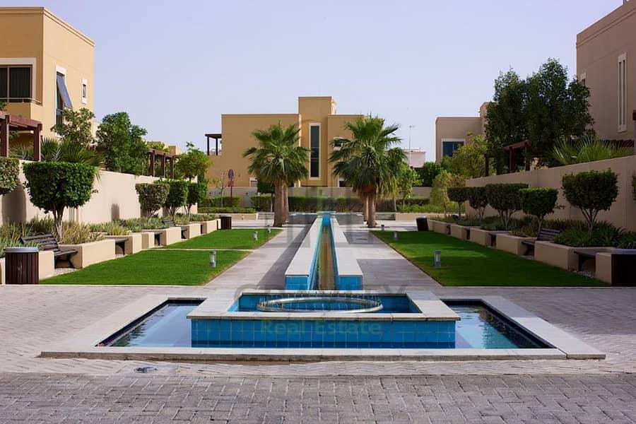 تاون هاوس في سمرا حدائق الراحة 4 غرف 2400000 درهم - 4166217