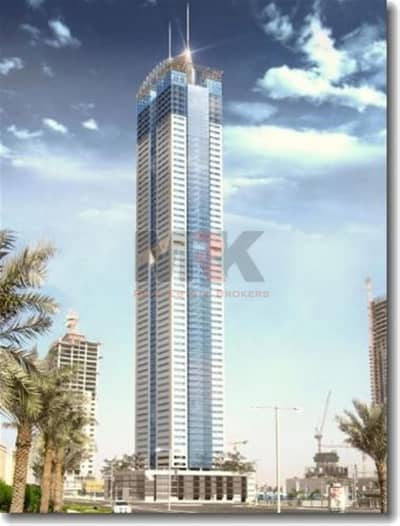 1 Bedroom Apartment for Rent in Dubai Marina, Dubai - Chiller Free !! Huge One Bedroom W/Panoramic View !! MAG218