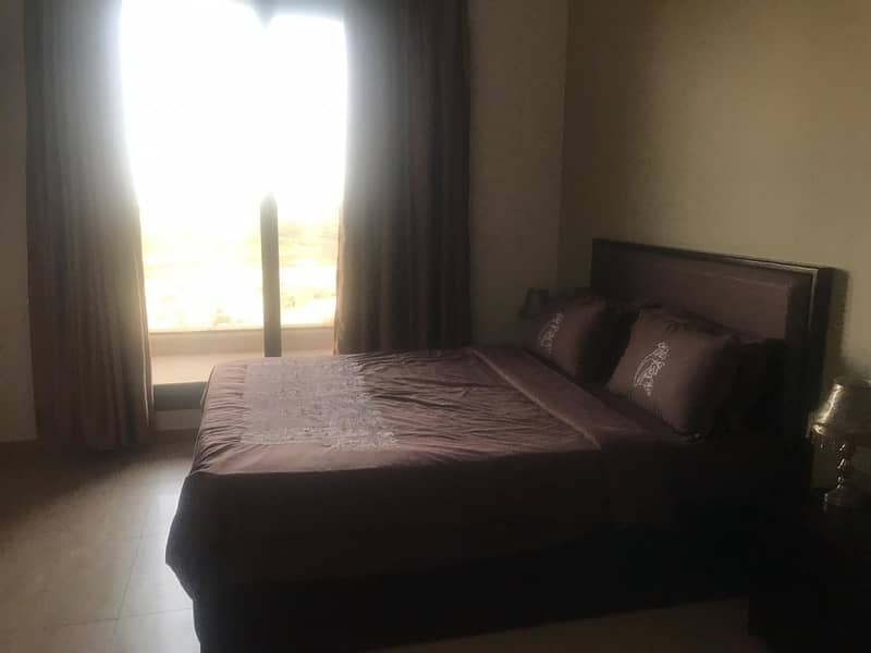 Golf pool view 1 bedroom balcony elite 10 furnished