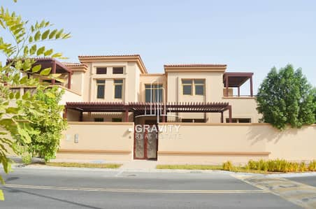 6 Bedroom Villa for Sale in Al Raha Golf Gardens, Abu Dhabi - HOT DEAL! Exclusive and Big 6BR Villa in Golf Gardens