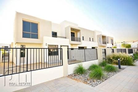 فیلا 3 غرفة نوم للايجار في تاون سكوير، دبي - Type 2 - 3 Bed villa in Hayat Townhouses Nshama