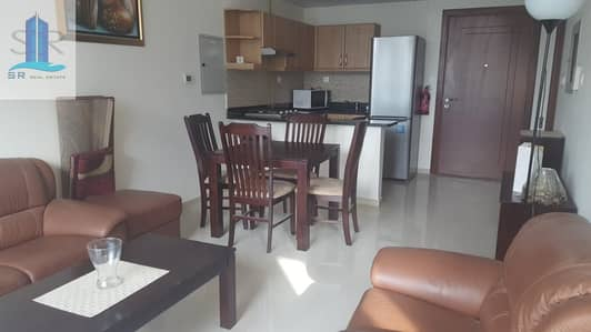 1 Bedroom Apartment for Rent in Dubai Sports City, Dubai - Fully Furnished | 1BHK | 2 Balcony | Elite 9