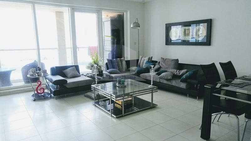 2 Exotic Fully Furnished 1 bedroom Apartment| Churchill Residence Towers