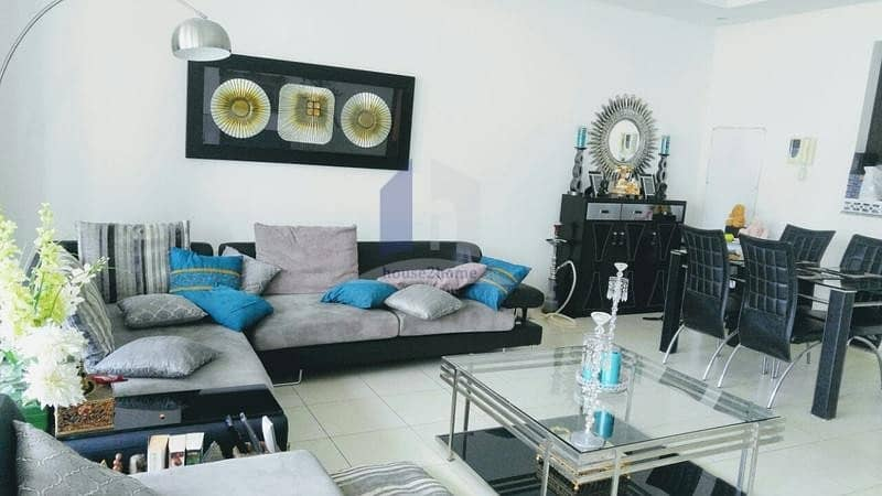 Exotic Fully Furnished 1 bedroom Apartment| Churchill Residence Towers