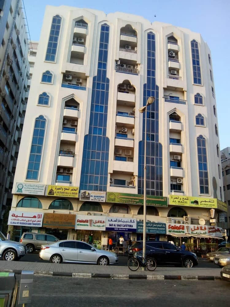 Beautiful Well Maintained 2 BHK Available in Al Soor , Sharjah *ONE MONTH FREE*