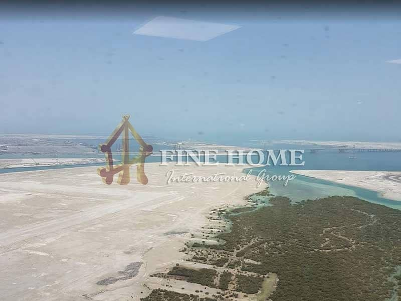 2 Land Permitted 25 Floors in Reem Island.