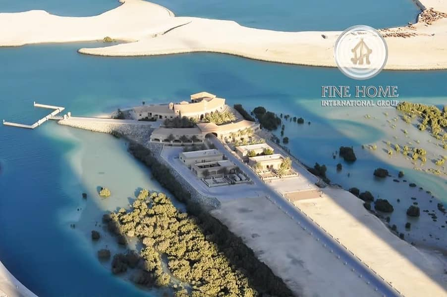 12 Large Residential Land in Al Reem Island