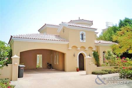 فیلا 3 غرفة نوم للايجار في المرابع العربية، دبي - Exclusive | Opposite Pool and Park | 3 Bed