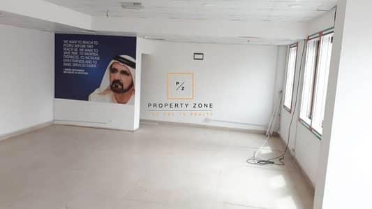 مکتب  للايجار في ديرة، دبي - Fitted Office Space in Baniyas Square in Deira