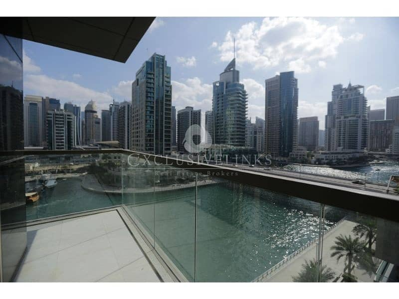 Fully Furnished 2 bed | Marina View No 9