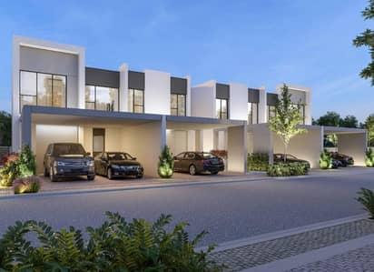 تاون هاوس في فيلانوفا دبي لاند 3 غرف 1270000 درهم - 4166889