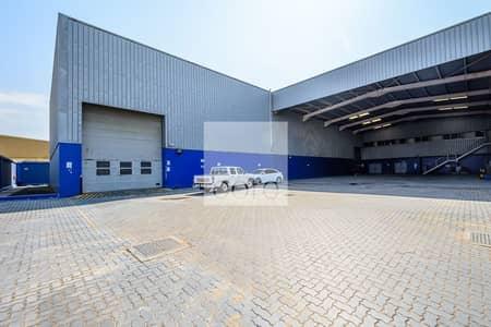 Warehouse for Rent in Al Rashidiya, Dubai - Spacious Stand Alone Warehouse | Office