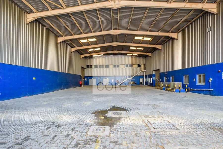 2 Spacious Stand Alone Warehouse | Office
