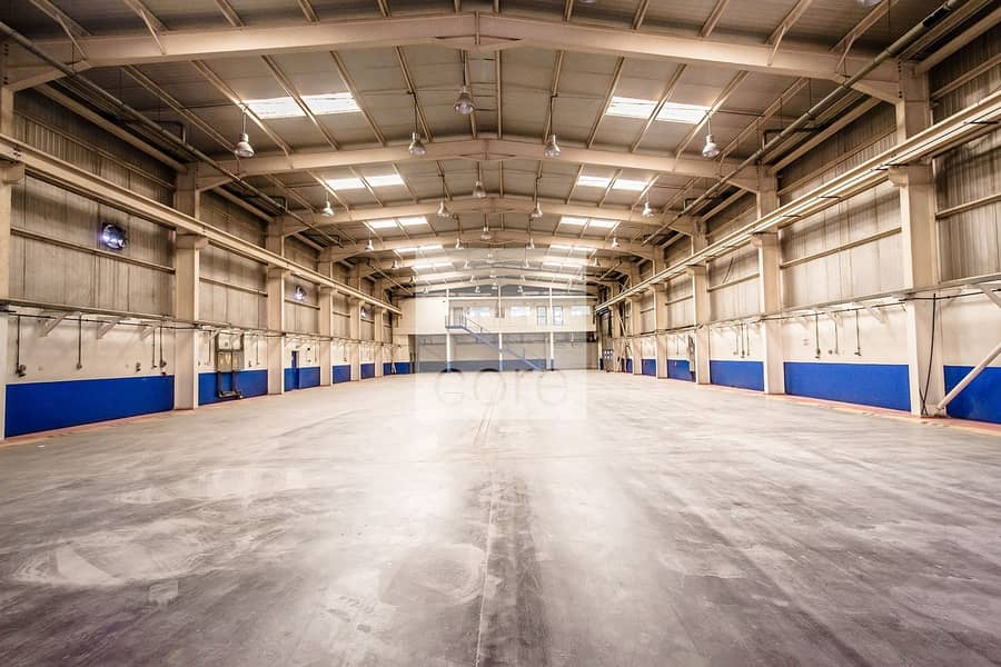 10 Spacious Stand Alone Warehouse | Office
