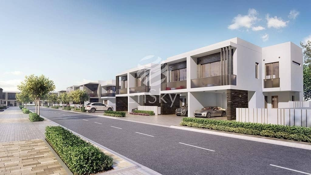 2 Hot Deal for a 4 Bedroom in Yas
