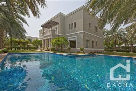 5 Bedroom Villa for Sale in Emirates Hills, Dubai - Lake Facing / Motivated Seller