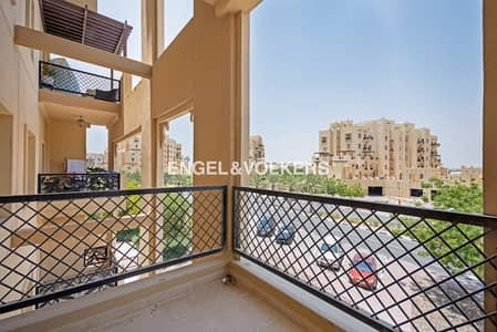 1 Bedroom Flat for Sale in Remraam, Dubai - Covered Parking   Community View   BBQ Area