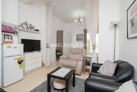 Studio for Sale in Jumeirah Village Circle (JVC), Dubai - Motivated Seller | Fully Furnished | Good View